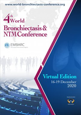 –	4th World Bronchiectasis & NTM Conference 2020