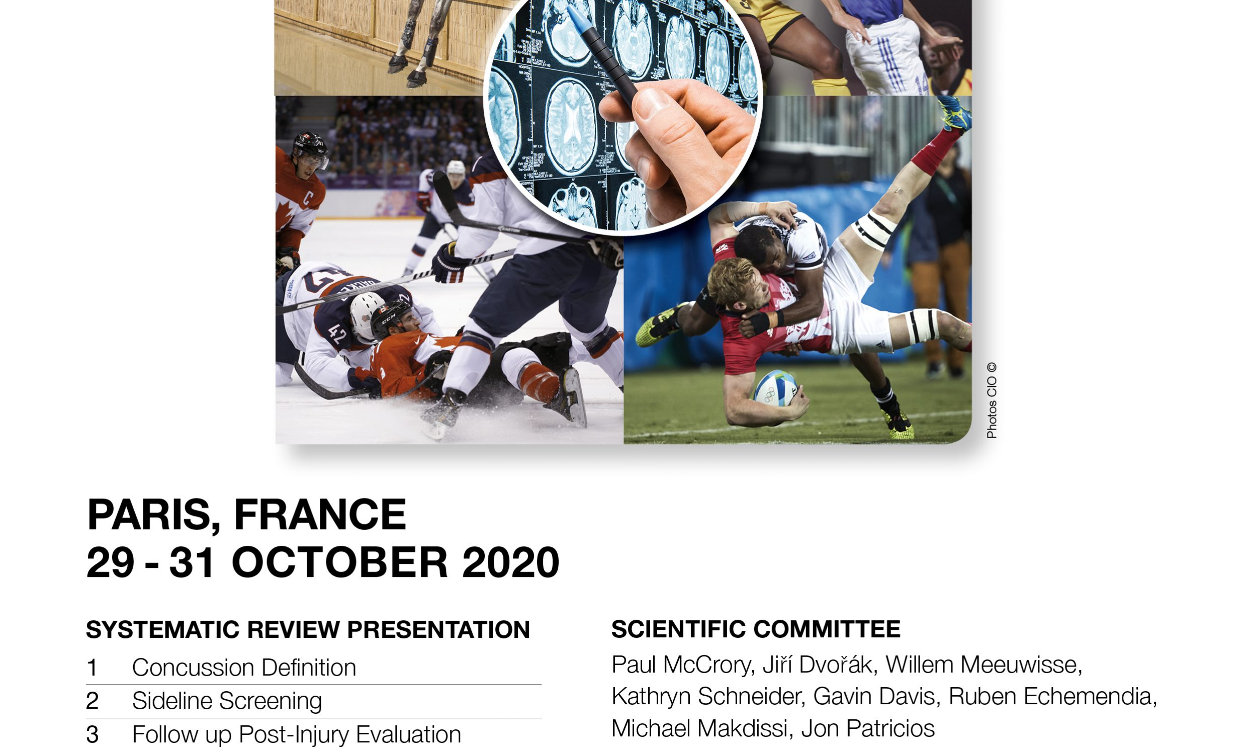 International Consensus Conference on Concussion in Sport